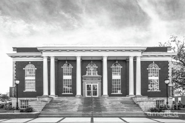 Photograph - Asbury University Morrison Hall by University Icons