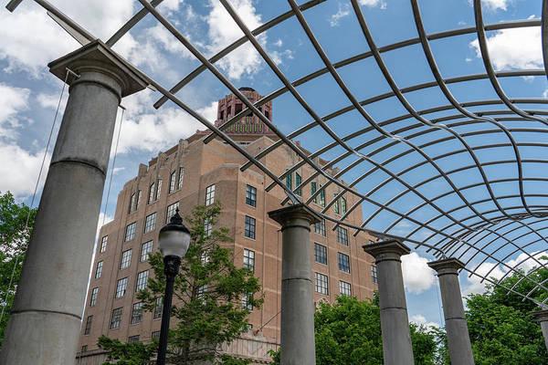Photograph - Asheville City Hall 2 by Joye Ardyn Durham