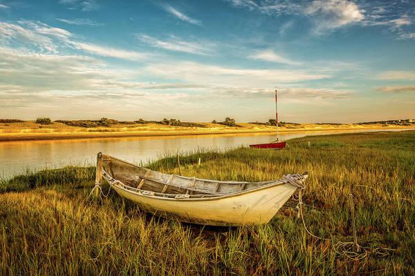 Photograph - Ashore by Jeff Sinon