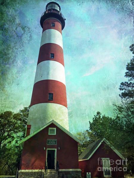 Photograph - Assateague Lighthouse  by Kerri Farley