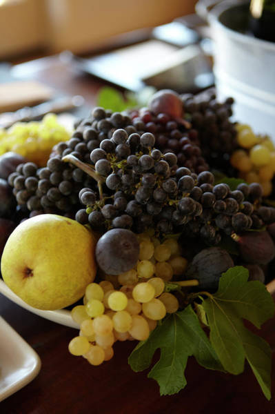 Healthy Eating Photograph - Assorted Fruit by James Baigrie