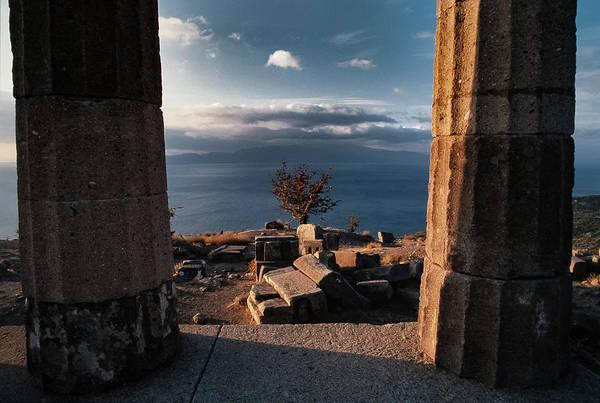 Photograph - Assos by Ioannis Konstas
