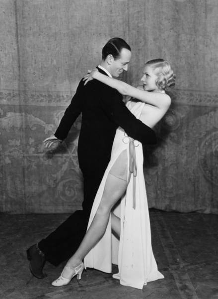 Wall Art - Photograph - Astaire And Luce by Sasha