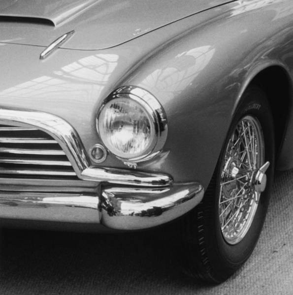 Photograph - Aston Martin by Thurston Hopkins