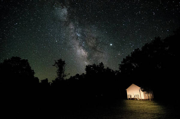 Photograph - Astronomy Class by Steve Stuller
