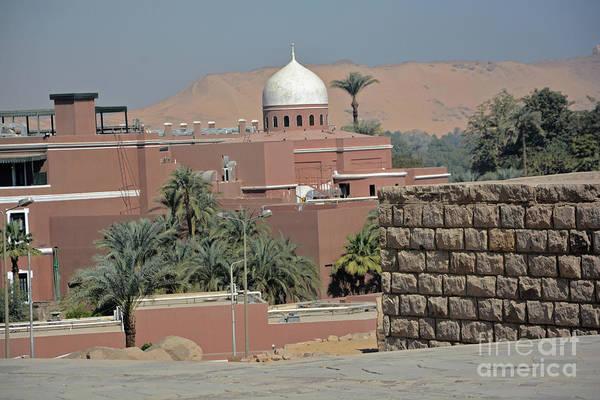 Wall Art - Photograph - Aswan Mosque by Andrea Simon
