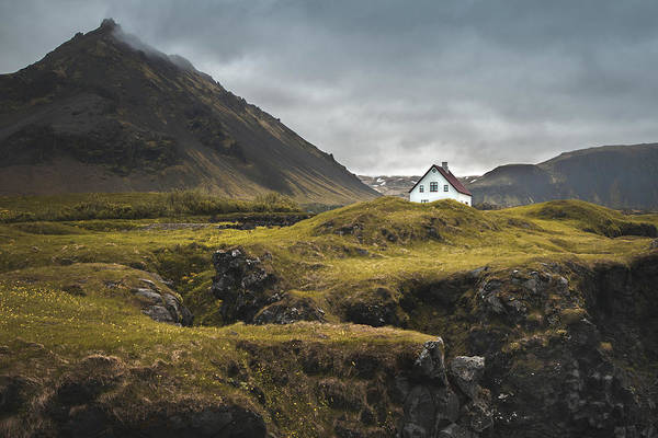 Photograph - At Home In Iceland by Josh Eral