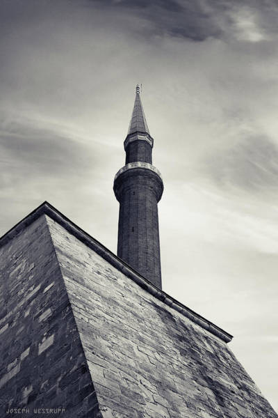 Minarets Photograph - At Mosque-point by Joseph Westrupp