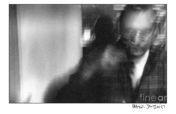 Photograph - At The Cafe by Patricia Youngquist