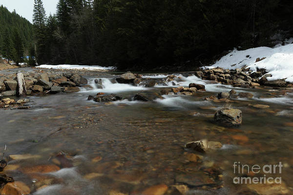 Wall Art - Photograph - At The Mouth Of Burke Canyon by Jeff Swan