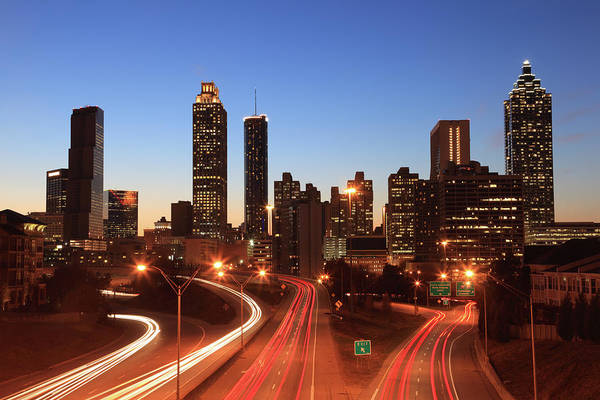 Georgia Photograph - Atlanta, Georgia by Veni