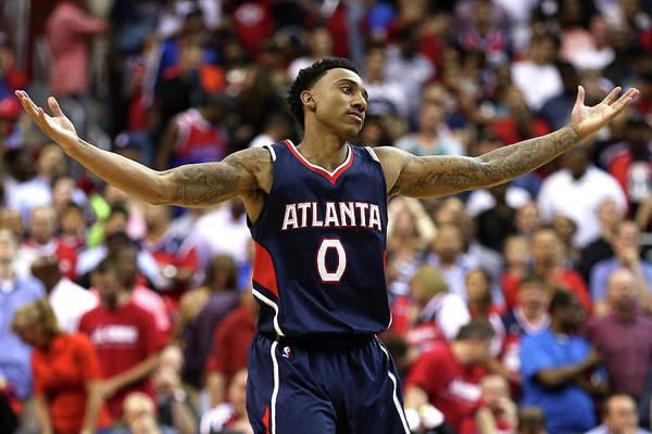 Photograph - Atlanta Hawks V Washington Wizards - by Patrick Smith