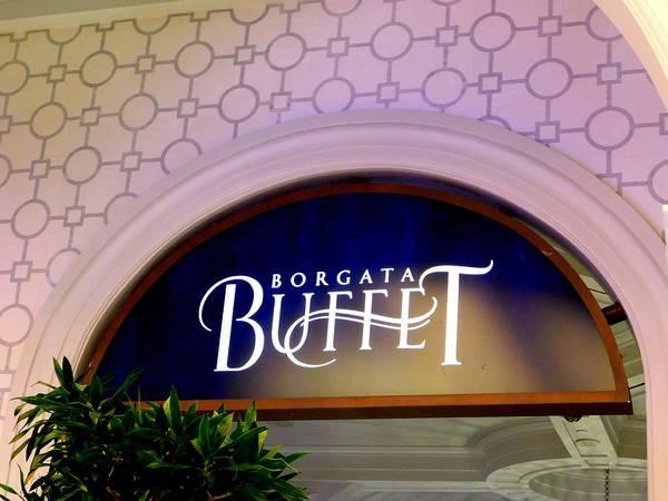 Wall Art - Photograph - Atlantic City Series - Borgata Buffet by Arlane Crump