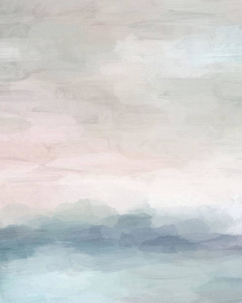 Painting - Atlantic Ocean Sunrise by Rachel Elise