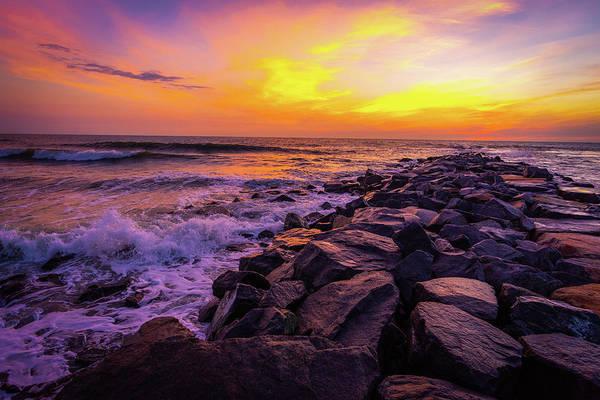 Photograph - Atlantic Sunrise by Gary Kochel
