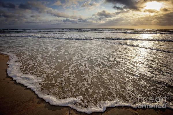 Ormond Beach Photograph - Atlantic Sunrise by Joan McCool