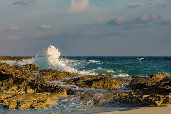 Photograph - Atlantis Breakers by Jeff Phillippi