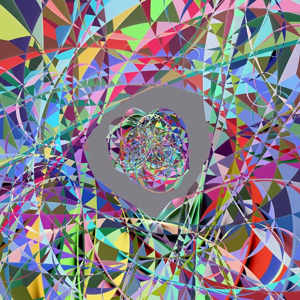 Digital Art - Atomimical by Andrew Kotlinski