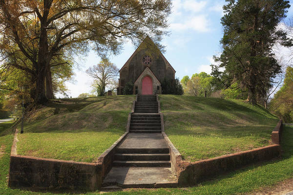 Photograph - Atop Church Hill by Susan Rissi Tregoning