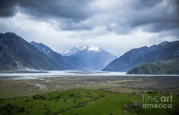 Photograph - Atop Edoras by Peng Shi