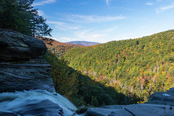Photograph - Atop The Falls by Jeff Severson