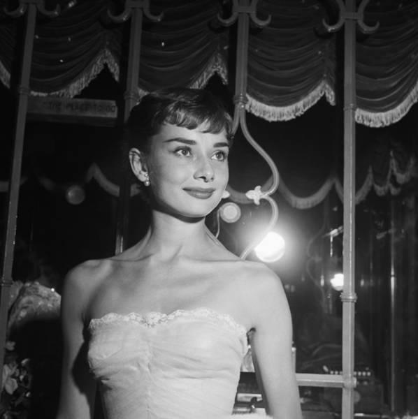 Photograph - Audrey Hepburn by Michael Ochs Archives
