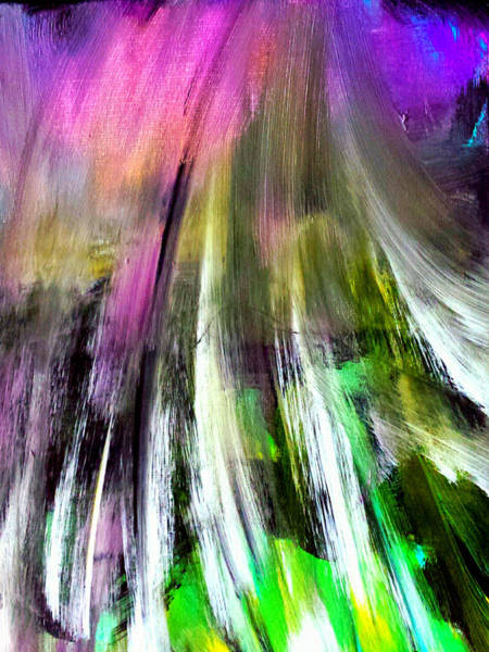 Painting - Aurora Borealis by Nikki Dalton