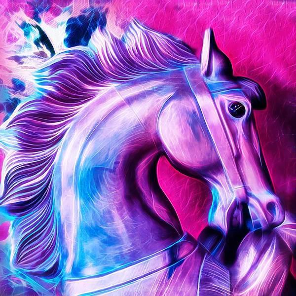 Wall Art - Digital Art - Aurora Dream Dancer by Chrystyne Novack