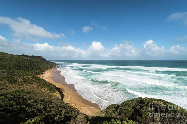 Photograph - Australia Coastline by Didier Marti