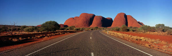 Wall Art - Photograph - Australia, Lasseter Highway by Panoramic Images