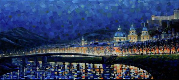 Painting - Austrian Nights by Rob Buntin