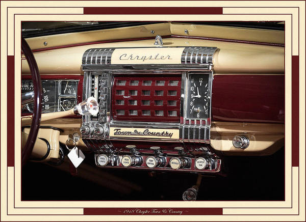 Photograph - Automotive Art 463 by Andrew Fare