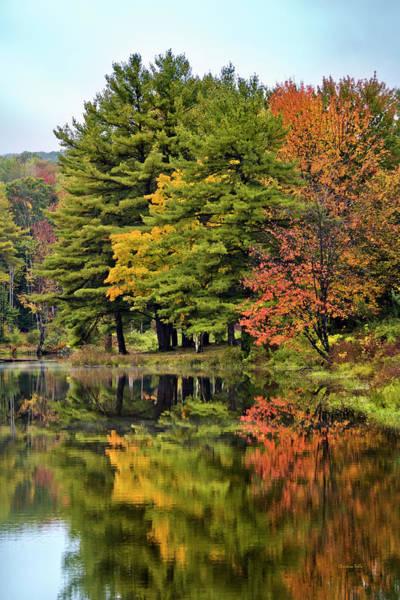 Photograph - Autumn At Aqua Terra Park by Christina Rollo