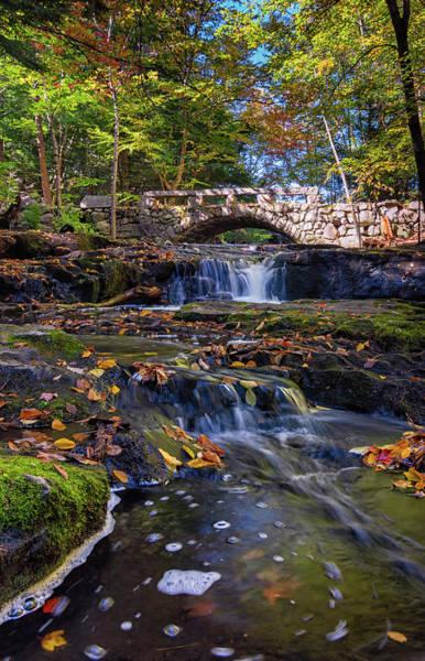 Photograph - Autumn At Vaughan Brook by Kristen Wilkinson