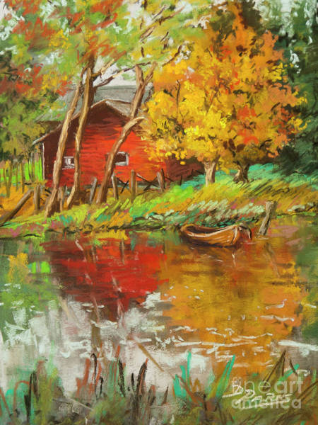 Painting - Autumn Dreams  by Dianne Parks