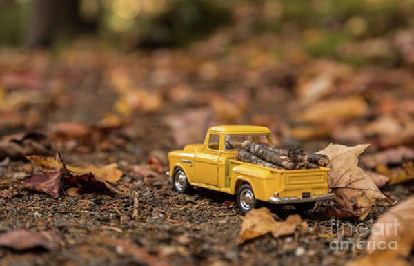 Photograph - Autumn Drive by Karin Pinkham