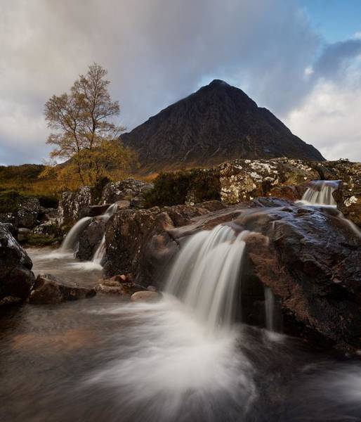 Photograph - Autumn Falls by Stephen Taylor
