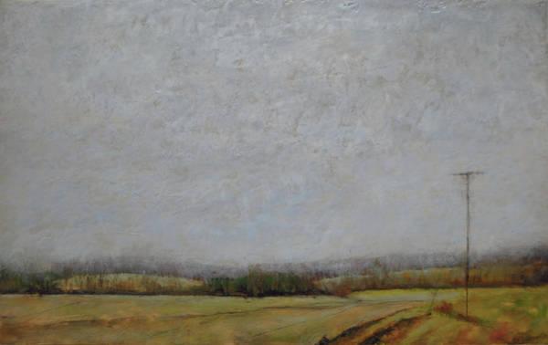 Kavanaugh Painting - Autumn Field by Keith Kavanaugh