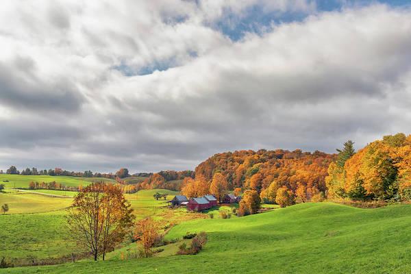 Photograph - Autumn Foliage At Jenne Farm by Kristen Wilkinson