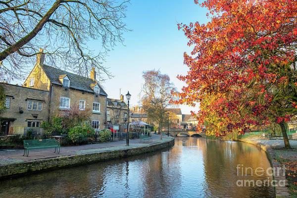 Photograph - Autumn Frost In Bouton On The Water by Tim Gainey