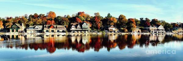 Wall Art - Photograph - Autumn Houses by Stacey Granger
