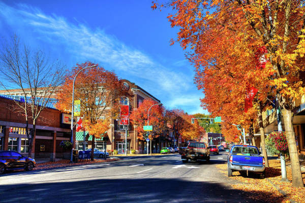 Photograph - Autumn In Pullman by David Patterson