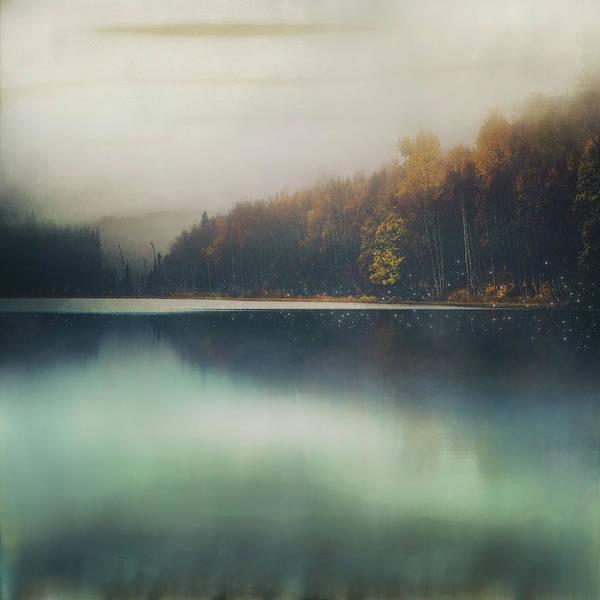 Wall Art - Digital Art - Autumn Light by Spacefrog Designs