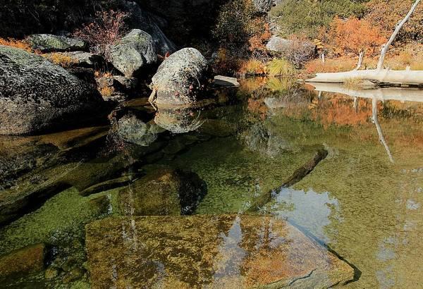 Photograph - Autumn Liquid Dream  by Sean Sarsfield
