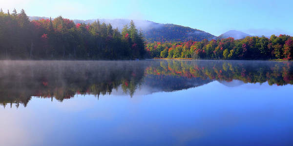 Photograph - Autumn Mist by David Patterson