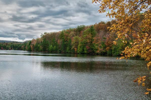 Photograph - Autumn On The Lake by Dan Urban
