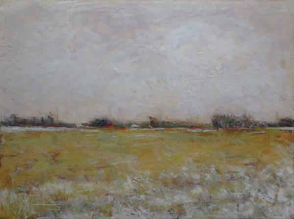 Kavanaugh Painting - Autumn Snow by Keith Kavanaugh