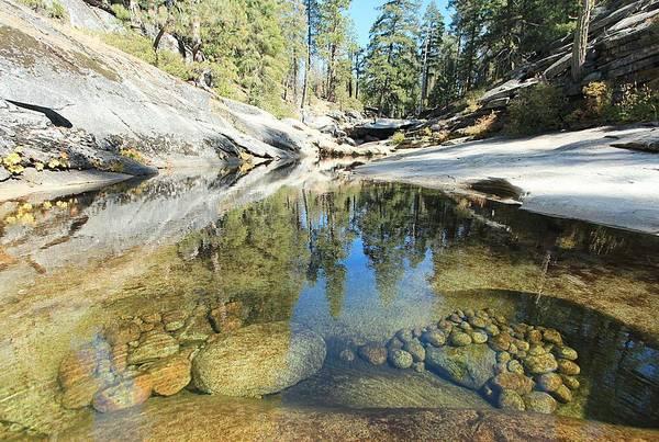 Photograph - Autumn Stream Dream by Sean Sarsfield