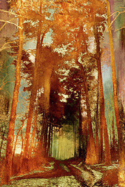 Mixed Media - Autumnal Alchemy by Susan Maxwell Schmidt