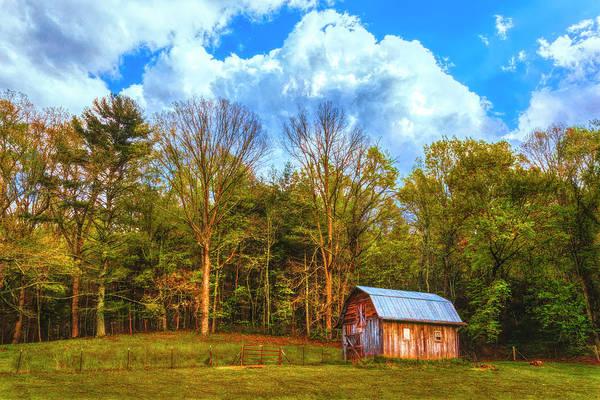 Photograph - Autumntime by Debra and Dave Vanderlaan